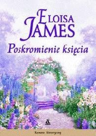 Okładka książki Poskromienie księcia