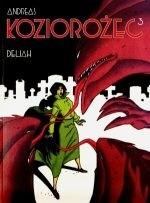 Okładka książki Koziorożec 3. Deliah