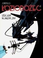 Okładka książki Koziorożec 4. Sześcian numeryczny