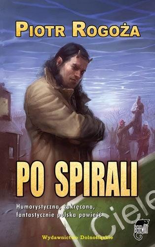 Okładka książki Po spirali