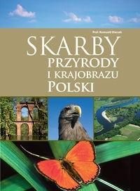 Okładka książki Skarby przyrody i krajobrazu Polski