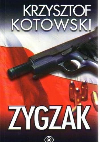 Okładka książki Zygzak