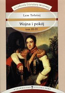 Okładka książki Wojna i pokój. Tom 3-4