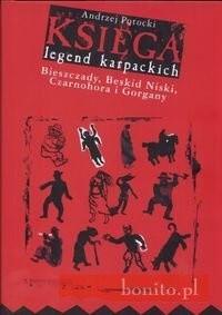 Okładka książki Księga legend karpackich