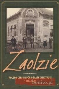 Okładka książki Zaolzie : polsko-czeski spór o Śląsk Cieszyński 1918-2008