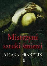 Okładka książki Mistrzyni sztuki śmierci