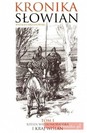 Okładka książki Rzesza wielkomorawska i kraj Wiślan
