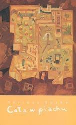 Okładka książki Cała w piachu