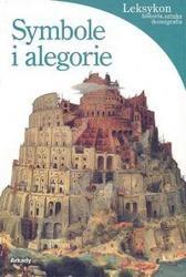 Okładka książki Symbole i alegorie. Leksykon historia sztuka