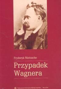 Okładka książki Przypadek Wagnera