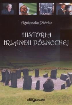 Okładka książki Historia Irlandii Północnej
