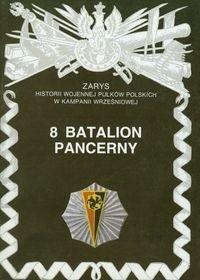 Okładka książki 8 Batalion Pancerny