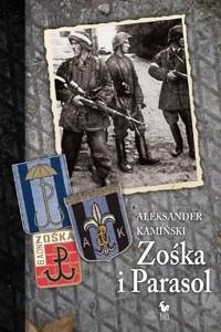 Okładka książki Zośka i Parasol