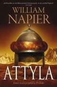 Okładka książki Attyla