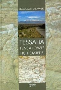 Okładka książki Tessalia. Tessalowie i ich sąsiedzi