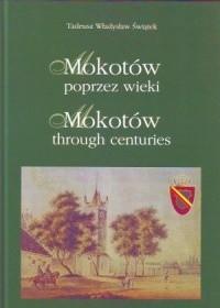 Okładka książki Mokotów poprzez wieki