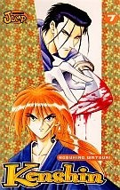 Okładka książki Kenshin, t. 7