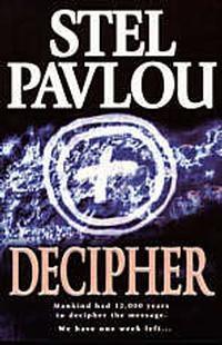 Okładka książki Decipher