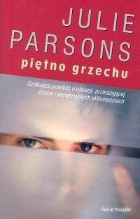 Piętno grzechu - Julie Parsons