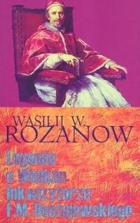 Okładka książki Legenda o Wielkim Inkwizytorze F.M. Dostojewskiego