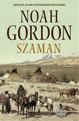 Okładka książki Szaman