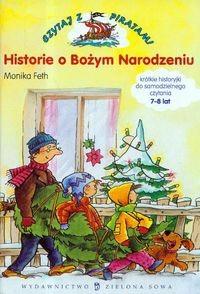Okładka książki Historie o Bożym Narodzeniu