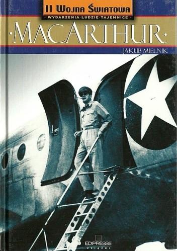 Okładka książki MacArthur