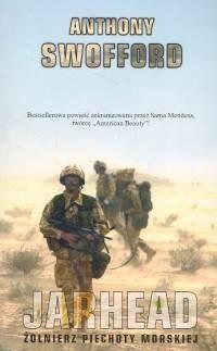 Okładka książki Jarhead. Żołnierz piechoty morskiej