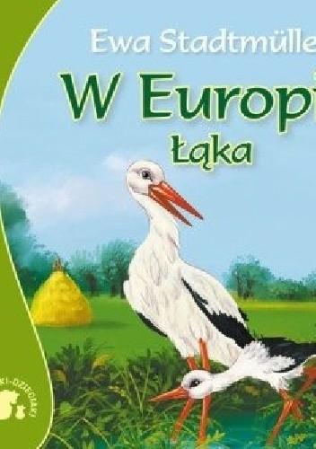 Okładka książki W Europie. Łąka