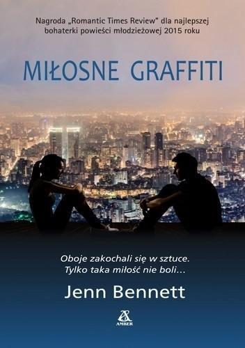 Okładka książki Miłosne Graffiti