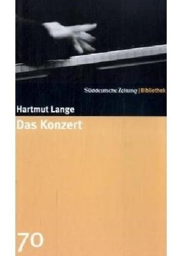 Okładka książki Das Konzert