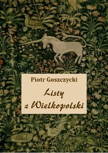 Okładka książki Listy z Wielkopolski
