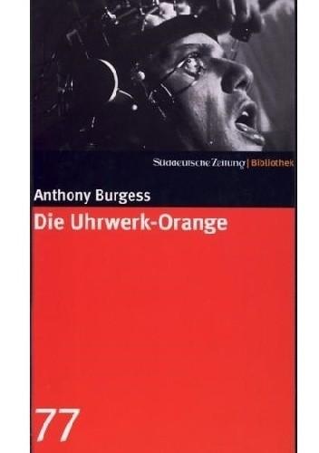 Okładka książki Die Uhrwerk-Orange
