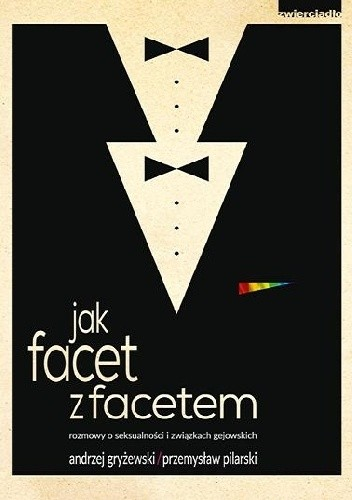 Okładka książki Jak facet z facetem