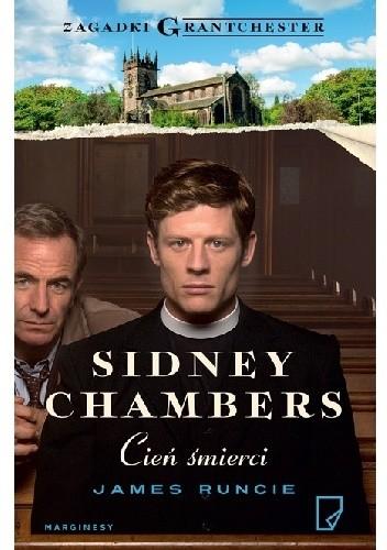Okładka książki Sidney Chambers. Cień śmierci