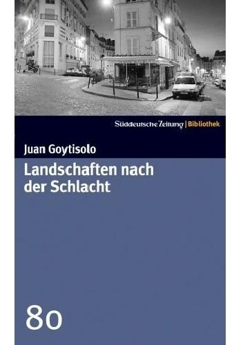 Okładka książki Landschaften nach der Schlacht