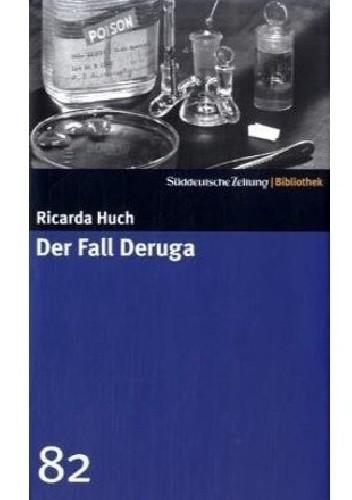 Okładka książki Der Fall Deruga