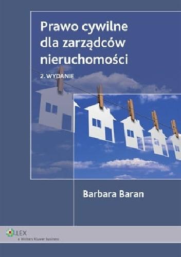 Okładka książki Prawo cywilne dla zarządców nieruchomości