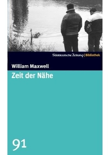 Okładka książki Zeit der Nähe