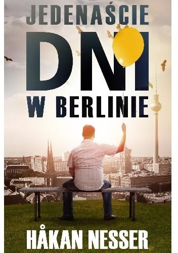 Okładka książki Jedenaście dni w Berlinie
