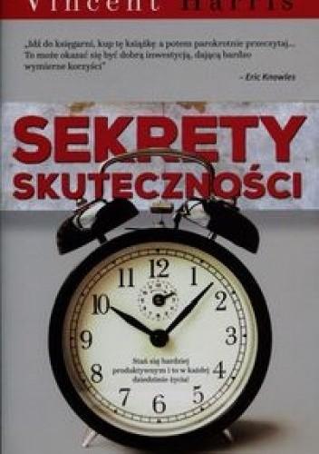 Okładka książki Sekrety skuteczności