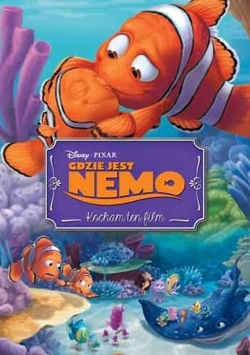 Okładka książki Gdzie jest Nemo. Kocham ten film