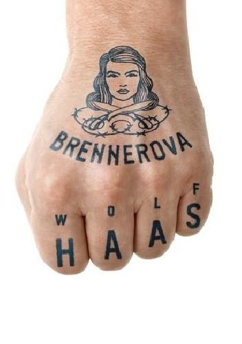 Okładka książki Brennerova
