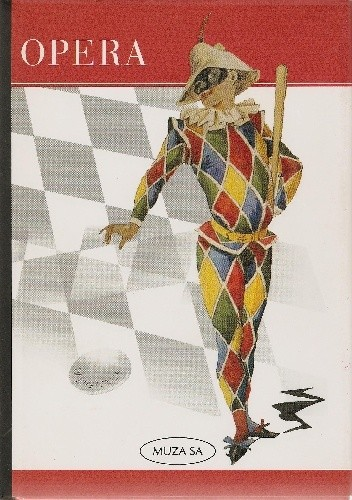 Okładka książki Opera