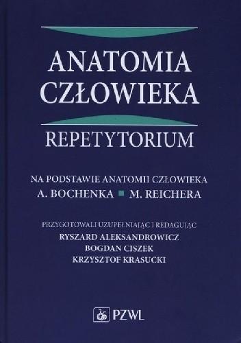 Okładka książki Anatomia człowieka. Repetytorium