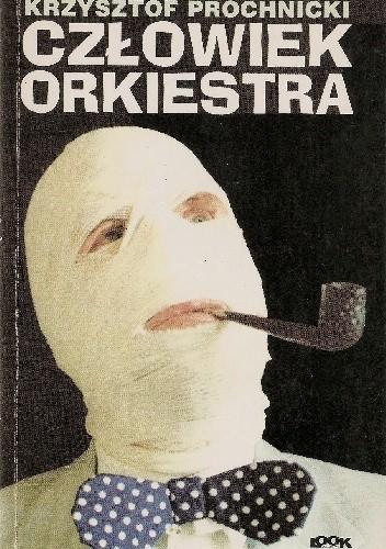 Okładka książki Człowiek orkiestra