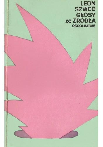 Okładka książki Głosy ze źródła
