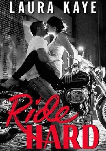 Okładka książki Ride Hard