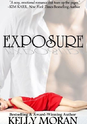 Okładka książki Exposure