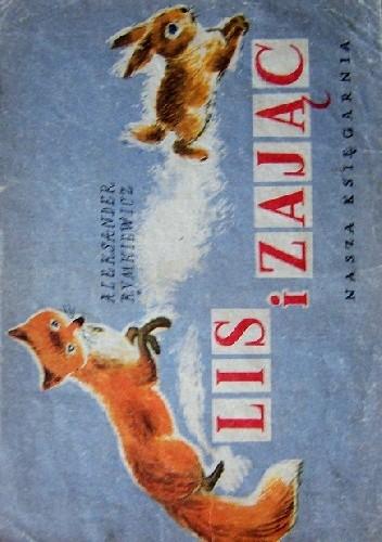 Okładka książki Lis i zając